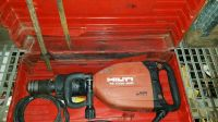 Hilti TE 1000 AVR Breaker 2009 model year