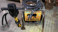JCB Beaver Petrol Engined Hydraulic Breaker - Honda