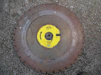 Norton Clipper 600mm Diamond Cutting Blade - 3mm