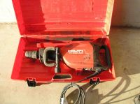 Hilti TE 1000 AVR Concrete Breaker 2010 Model Year