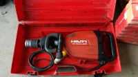 Hilti TE1000 Concrete Breaker 2009 Model Year